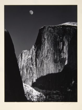 Ansel Adams, Yosemite National Park, 1964