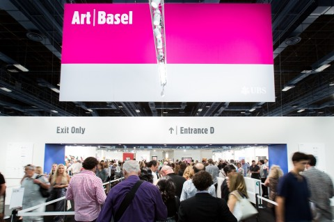 Art Basel Miami Beach 2014 © Art Basel