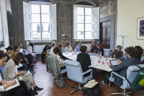 Forum dell'arte contemporanea italiana, Prato 2015 - photo Serena Gallorini