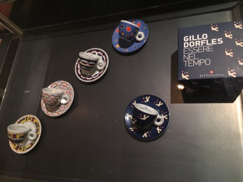 Gillo Dorfles, illy Art Collection 3