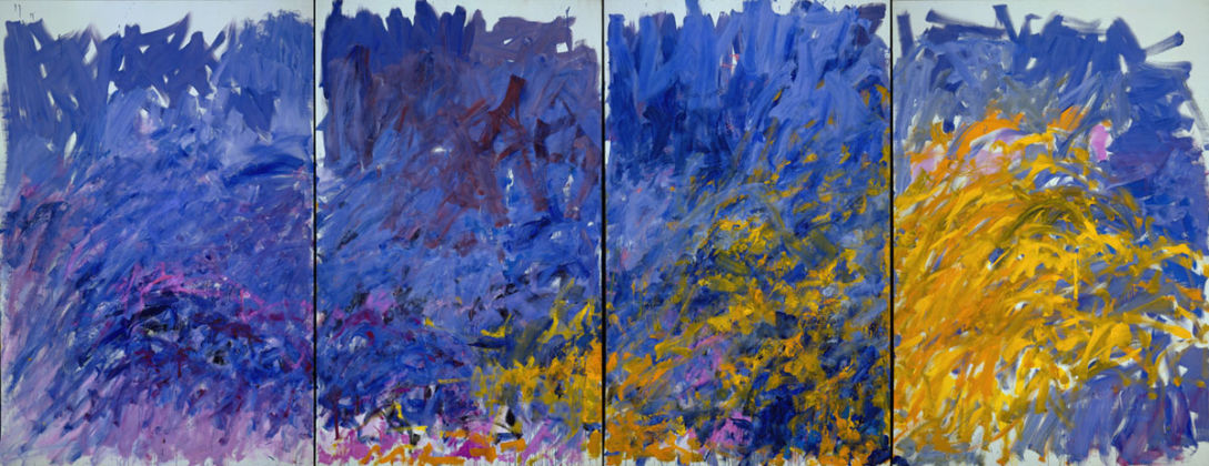 Joan Mitchell, Edita Fried, 1981 - © Estate of Joan Mitchell