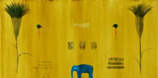 John Lurie, Please refrain from looking at elephant