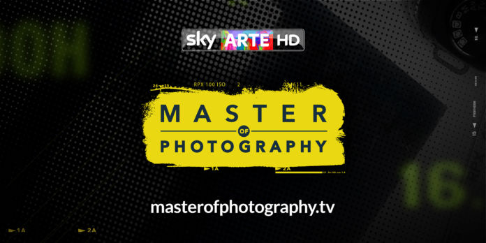 Master of Photography talent show Sky Arte