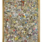 Mike Kelley, con Memory Ware Flat #29