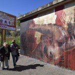 Street art: Murale all'Ostiense