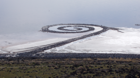 Retracing the Expanded Field - Robert Smithson