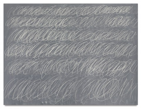 Untitled (New York City), il Cy Twombly da record