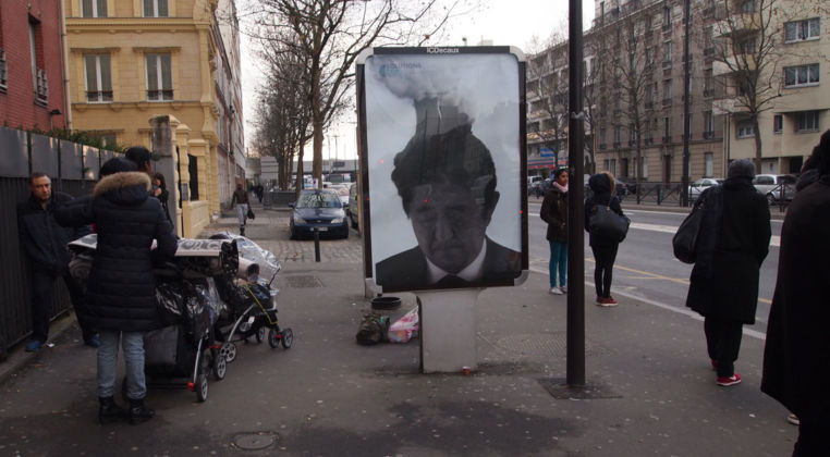 Brandalism vs COP21 - Parigi 2015 - Bill Posters