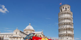 CitySightseeing a Pisa