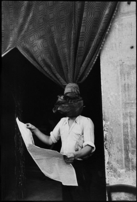 Henri Cartier-Bresson, Livorno, 1933 - © Henri Cartier-Bresson - Magnum Photos
