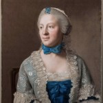 Jean-Étienne Liotard, Eva Marie Garrick, 1754 ca. - The Trustees of the Chatsworth Settlement, Chatsworth House - photo Devonshire Collection, Chatsworth