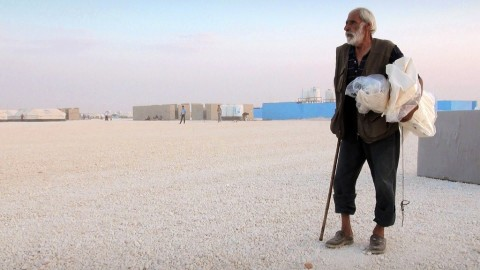 Mario Rizzi, Al Intithar - still da film - courtesy Mario Rizzi & Sharjah Art Foundation