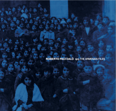 Roberto Paci Dalò,1915 The Armenian Files, cover CD