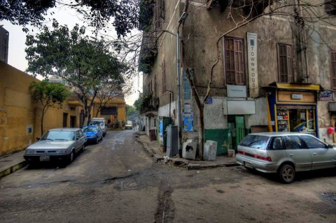 Townhouse Gallery, Il Cairo