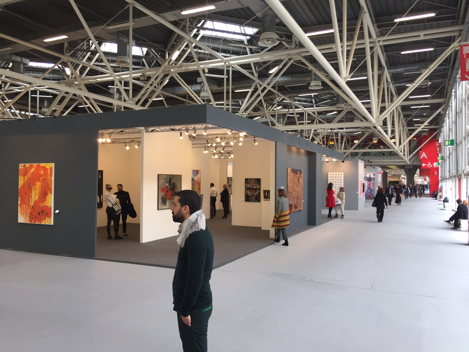 Arte fiera 2016 bologna 8 artribune for Fiera di bergamo 2016