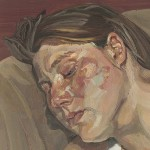 Lucien Freud - Head of Ib