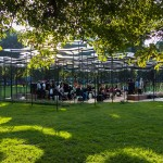 MPavilion, Melbourne - copyright John Betts