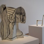 Picasso sculptures, MoMA, New York
