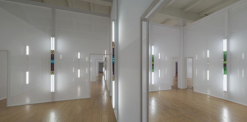 Robert Irwin, Excursus, Homage to the Square3 – Dia Art Foundation, Beacon – (c) Robert Irwin - Artists Rights Society (ARS), New York – photo Philipp Scholz Rittermann