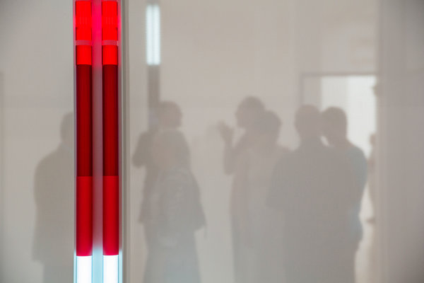 Robert Irwin, Excursus, Homage to the Square3 – Dia Art Foundation, Beacon – (c) Robert Irwin - Artists Rights Society (ARS), New York – photo Tony Cenicola