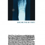 Tŭk Music Antologico. Give me Five by Foot!
