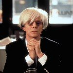Quando David Bowie faceva la parte di Andy Warhol, in un film di Julian Schnabel su Jean-Michel Basquiat
