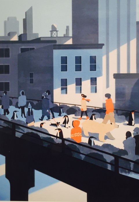 Emiliano Ponzi, Winter Preview - Time Out New York, 2013
