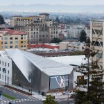 Il Berkeley Art Museum and Pacific Film Archive ((foto Iwan Baan, courtesy of Diller Scofidio + Renfro, EHDD, BAMPFA)