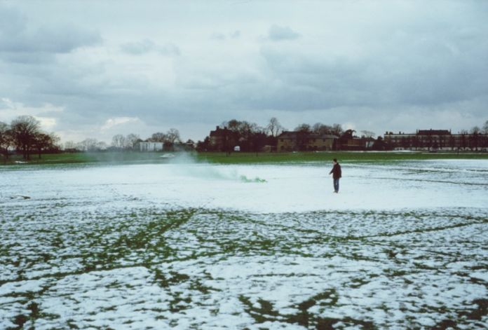 Roberto De Simone, I'll do my best to paint the winds green in the Greenwich Park, 1983