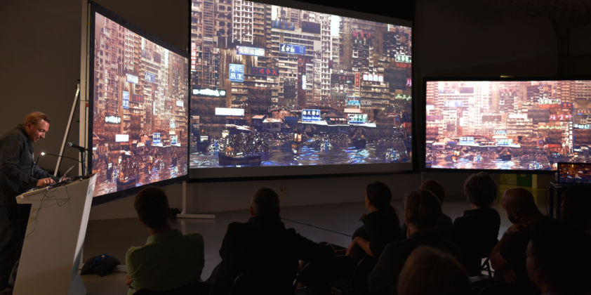 Transmediale 2016 - Hello City - Liam Young