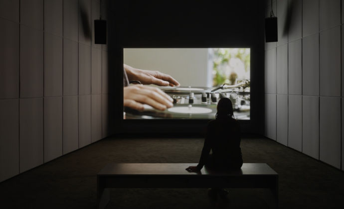 Anri Sala – Answer Me - installation view at New Museum, New York 2016
