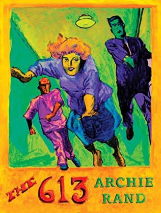 Archie Rand - The 613 - Blue Rider Press