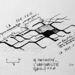 Claude Parent, 1968 - sketch