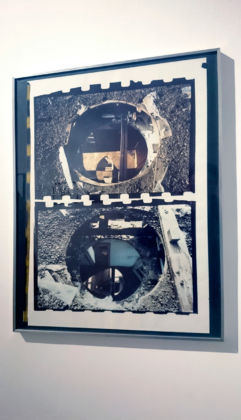 Conceptual Photography - installation view at Osart Gallery, Milano 2006 - Gordon Matta-Clark