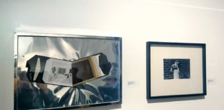 Conceptual Photography - installation view at Osart Gallery, Milano 2006 - Kenneth Josephson