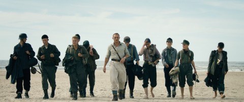 Land of Mine – Sotto la sabbia di Martin Zandvliet, Danimarca, 2015