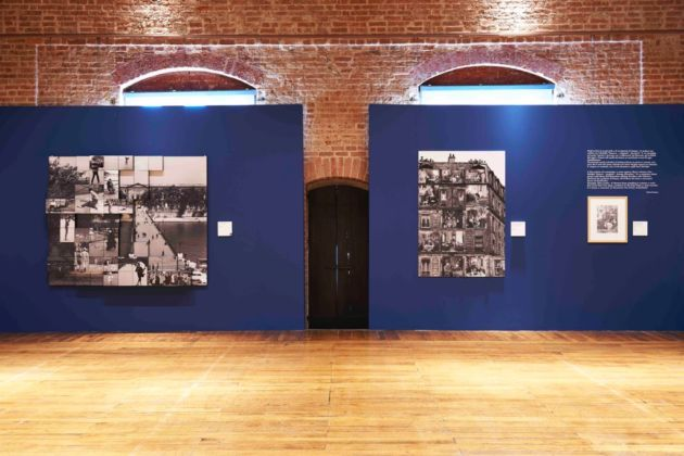 Robert Doisneau - installation view at Palazzo dell'Arengario, Monza 2016