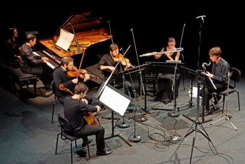 mdi ensemble vortex - photo Vico Chamla