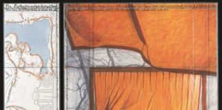 Christo e Jeanne-Claude, The Gates. Project for Central Park New York City, 2002 - Collezione Würth