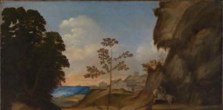 Giorgione, Il Tramonto, 1502-05 ca. - The National Gallery, Londra - photo © The National Gallery, Londra - courtesy Royal Academy of Arts, Londra