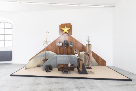 Edward Kienholz, The Nativity, 1961 - Fondazione Prada, Milano 2016 - photo Delfino Sisto Legnani Studio