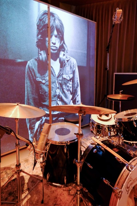 Exhibitionism. The Rolling Stones - installation view at Saatchi Gallery, Londra 2016