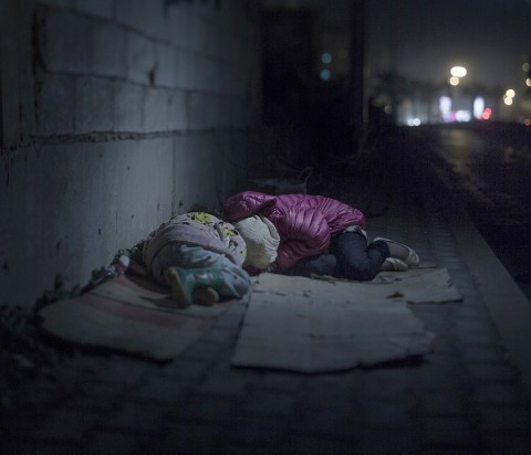 Where the Children Sleep, 2015 - (c) Magnus Wennman - People, 3rd prize stories