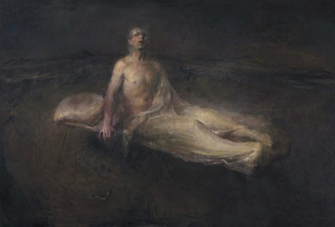 Odd Nerdrum, The Night, 2006