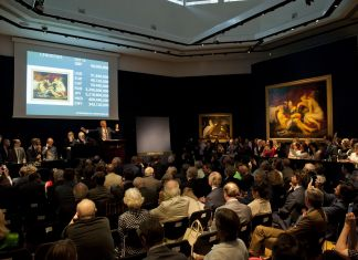 Christie's, The Old Master and British Paintings Evening Sale, Londra, luglio 2016