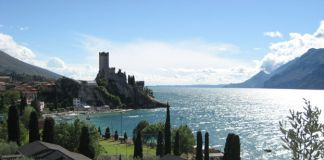 Castello di Malcesine - photo Claudia Zanfi