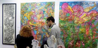 Outsider Art Fair Parigi