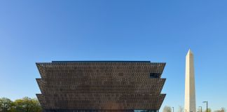 Adjaye Associates, Smithsonian National Museum of African American History and Culture, Washington 2016 - photo Alan Karchmer