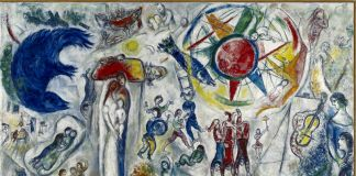 Marc Chagall, La Vita, 1964, photo François Fernandez - Archives Fondation Maeght, Saint-Paul de Vence © Chagall®, by SIAE 2016