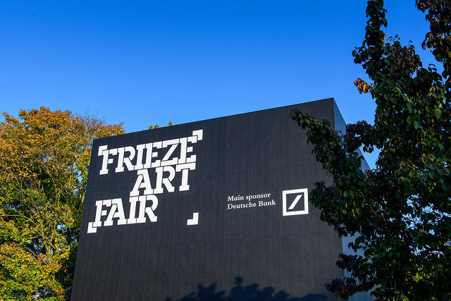 Frieze London 2015, photo Graham Carlow, courtesy of Graham Carlow - Frieze